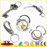 Form-Metall Keychain für fördernde Geschenk-Felder