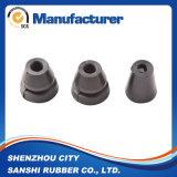 Antischwingung-Gummispulen-zylinderförmige Montierungen des Gummi-Mounting//Rubber
