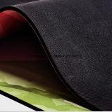 Esteira impressa feita sob encomenda do rato da camurça da cor cheia