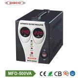 Régulateur automatique à C.A. de l'affichage numérique De régulateur de tension Mfd500va