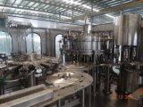 Terminar la maquinaria de relleno de relleno de Monoblock del agua que capsula que se lava automática