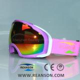 Grande Vision Anti-Scratch Anti-Fog Lunettes de ski pour adultes