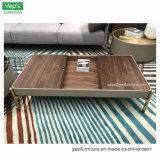 이동하는 문 저장 거실 가구 (T8232)를 위한 나무로 되는 커피용 탁자