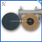 L'ébavurage Meule abrasive en nylon pour les surfaces rugueuses.