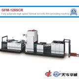 Cuchillo caliente Vertical completamente automática máquina laminadora película[GFM SCR-126]