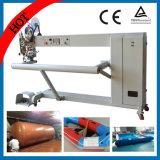 Máquina grande del lacre de la costura del aire caliente de la cinta del respiradero del PVC de Hannover