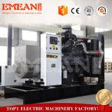 Легко управлять 140 ква 112квт дизельный генератор с открытого типа