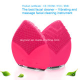 Os fabricantes da Escova de Limpeza Facial portátil de massagem suave de limpeza de rosto de Silicone