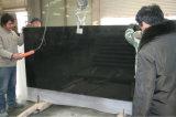 Fournisseur noir de la Chine de partie supérieure du comptoir de pierre de granit chargement pour de cuisine/salle de bains /Wall