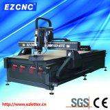 Máquina de grabado de madera del CNC helicoidal económico de estante y del piñón de Ezletter (MW1325-ATC)
