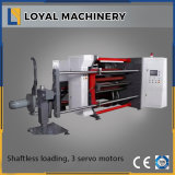 3 Servo Motors를 가진 고속 Slitting Machine