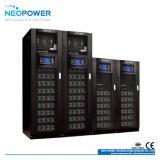 1~500kVA Alta/Baja frecuencia modular de doble conversión Offline/UPS en línea para Telecom/BTS.