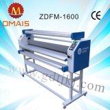 Máquina caliente Zdfm-1600 y fría eléctrica de la laminación del carrete de película