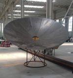 인공위성 C 악대 180cm /1.8m 크기를 가진 단단한 접시형 안테나