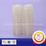 Высокое качество 24мм 1 дюйма шириной прозрачных канцелярские упаковочную ленту