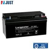 Batterie rechargeable profonde 12V 65ah de batterie d'accumulateurs de batterie d'UPS de batterie du cycle VRLA