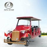 8 Seaterの実用的な観光のカートの電気ゴルフ車