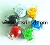 Farben Masterbatch Plastikkörnchen mit hohem Pigment