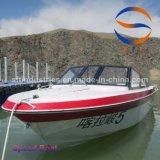barca della Cina di velocità del motore del passeggero della vetroresina di 7.6m FRP