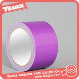 Fuerte adhesión de las articulaciones de alfombras de tela roja la cinta del conducto