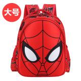 Cartable de face de Spiderman de sac de livre d'école primaire de sac à dos de garçons de gosses