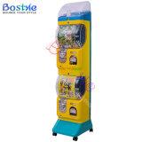 キャンデーの球の自動販売機か弾力がある球の自動販売機またはカプセル端末