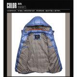 온난한 고품질 옥외 겨울은 재킷 남자 Jaket 겨울 재킷을 아래로 착용한다