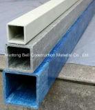 La fibre de verre/PRF/GRP Pultrusions, profilés, tubes carrés Pultruded.