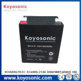 Boa bateria acidificada ao chumbo do UPS da bateria do AGM da qualidade 6V 8.5ah VRLA