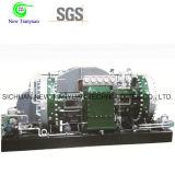 Tipo compresor de Gd de gas de alta presión del gas del N-Pentano del flujo de volumen de 180nm3h