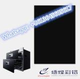 Alto metallo della lamiera di acciaio del laminato del nero di lucentezza per il Governo di disinfezione