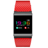 La pulsera elegante impermeable más nueva con la pulsera del movimiento de Bluetooth de la pantalla táctil de Bluetooth del podómetro