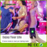 Le travail sec d'ampoule d'éclairage LED de WiFi contrôlé interurbain avec Tuya APP/Amazon Alexa/Google autoguident l'ampoule de RGBW DEL