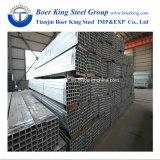 Revestido de zinco o gerador de gases com efeito de Tubo de Aço Galvanizado Square/Retangular/ronda/tubo oval