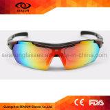 مصنع بالجملة [هيغقوليتي] [أوف400] رياضة ينهي نظّارات شمس مع شريكات لأنّ رجال