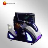 El sistema eléctrico 3 Pantalla 9d Vr simulador de carreras de coches coche de carreras de 360 grados Simulator