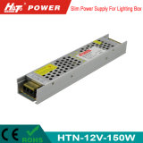 alimentazione elettrica di commutazione del trasformatore AC/DC di 12V 12A 150W LED Htn