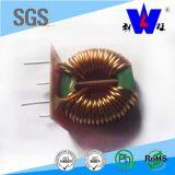 Inducteur de blessure de fil de pouvoir de Lgh/inducteur toroïdal de bobine de volet d'air
