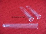Bailo Personalizar la resistencia al calor de tubo de cuarzo claro de sellado