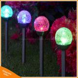 Magic Luz jardim exterior Solar de LED para sinalização de festa