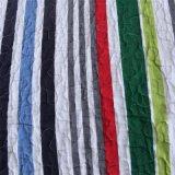 Hotel King Size en coton léger tissu de polyester blanc ordinaire de la Courtepointe de remplissage pour l'utilisation estivale