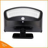 Датчик движения под руководством солнечной энергии на стене сад лампа водонепроницаемый Sos безопасности ночная лампа