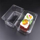 Pet/PVC/PP/PSのケーキまたはパンの環境に優しいプラスチックパン屋の容器の包装ボックスか皿