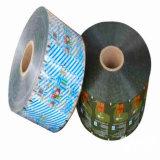 De Verpakking van het Voedsel van Aminated Film van het Broodje van 125 Micron de Plastic voor Spaanders