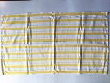 中国の工場農産物の習慣によって点検されるジャカード綿のふきん