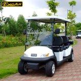 4 chariots de golf électriques de portée vendent le véhicule en gros de golf