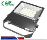 UL/Ce/RoHS CREE Iluminação Exterior/Chip Bridgelux 50W/70W/100W/200W Holofote LED