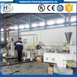 TPR/TPU/EVA 최신 용해 접착제 접착성 플라스틱 과립 압출기 기계