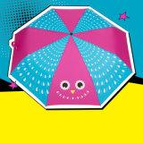 2018 [كرتوون شركتر] [أنتي-وف] [بربلوي] نساء مطر مظلة مظلة مصغّرة يطوي جدية مظلة رجال [سون] مطر ترس شمسيّة