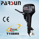 T15BMS PARSUN 15HP 2 치기 선외 발동기